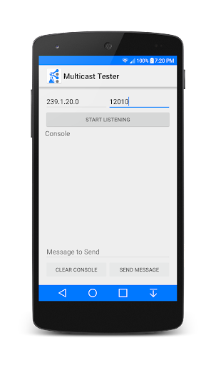 Multicast Tester