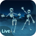 Skeleton Dance Live Theme icon