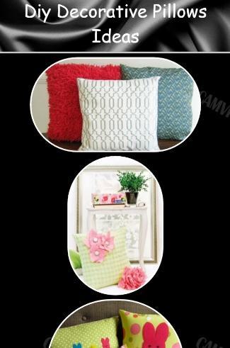 装飾枕DIYのアイデア
