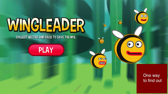 Wing Leader - the Olympics for Bees- screenshot thumbnail