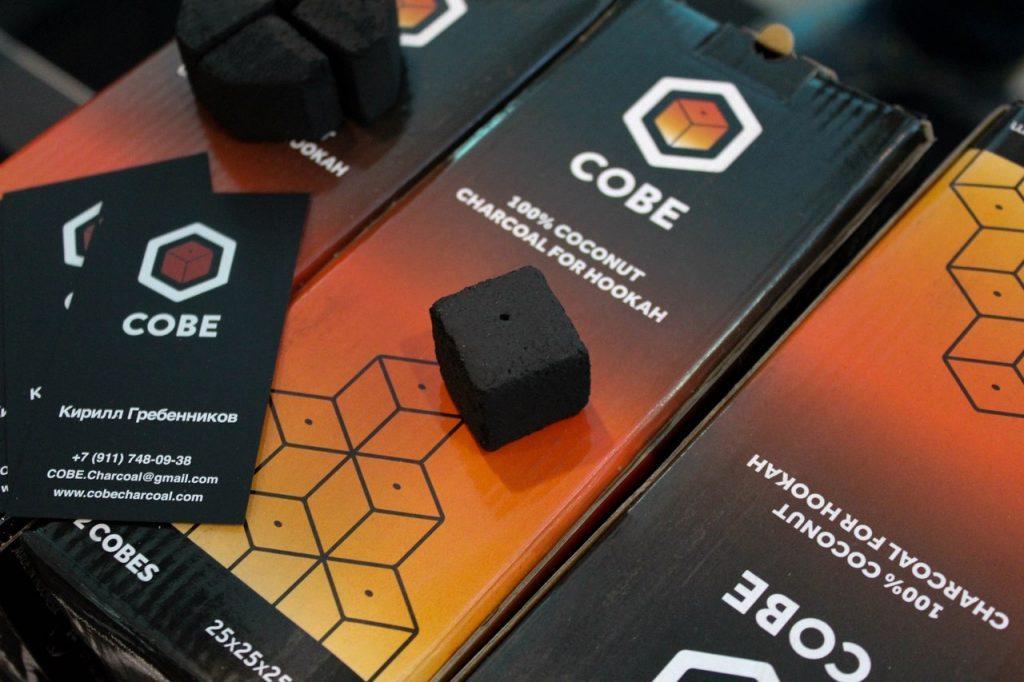Секреты производства угля для кальяна Cobe - waterpipe.pro
