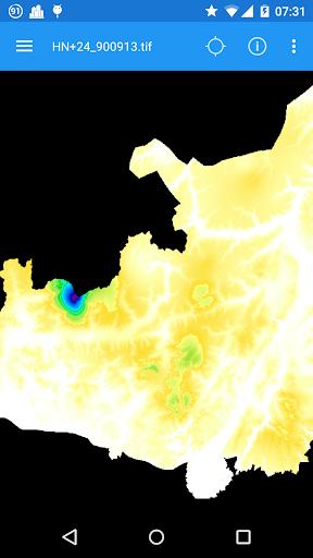 GeoTiff Maps