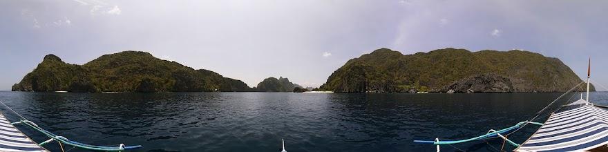 Photo: Philippines, Palawan, El Nido, Matinloc island, Capietan street