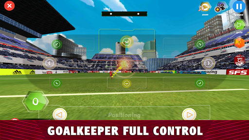 Super Fire Soccer Indonesia 2020: Liga & Turnamen apkpoly screenshots 10