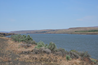 Photo: Columbia River, Eastern Oregon
