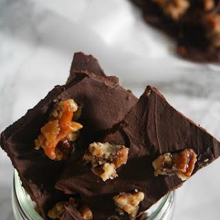 Chocolate Pecan Bark Recipes