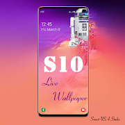 Live Wallpaper Note 10 - Hide Camera