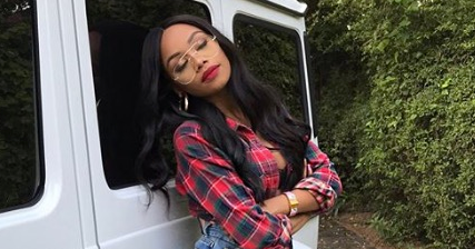 Bonang Matheba's fans did not approve of her going onto WTF Tumi.