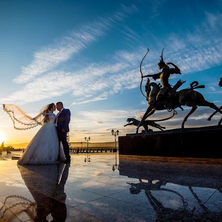 Wedding photographer Chechen Salchak (mrchesa). Photo of 08.10.2017