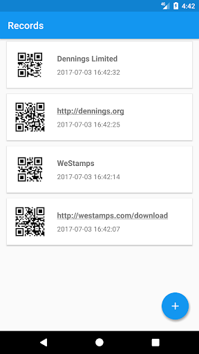 Safe QR - Scanner & Generator  screenshots 1