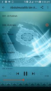 Abdulmutallib Ibn Ashura Full Quran Without Net - náhled
