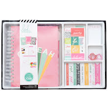 Heidi Swapp Memory Planner Color Fresh Spiral Box Kit - Oh Yeah