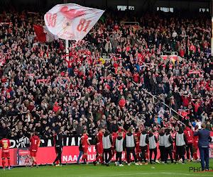 Supporters nemen afscheid van mythische tribune 2, maar Antwerp zit verveeld met situatie