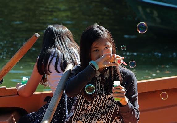 Soap bubbles di romano