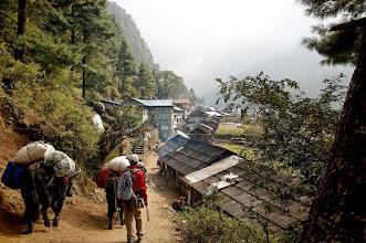 Photo: Phakding (2610m)