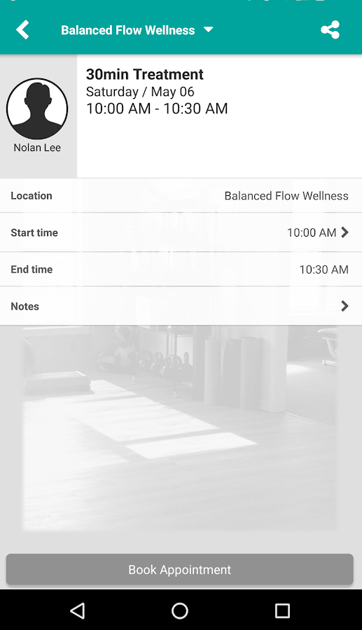 Balanced Flow Wellness- screenshot