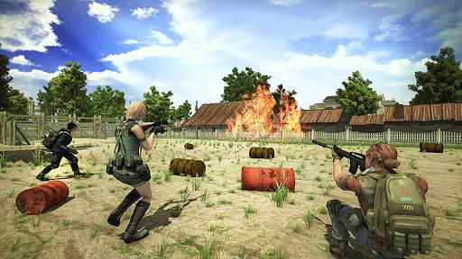 Firing Squad-Free Fire Cross Fire Battleground cheat screenshots 2