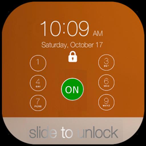 Flashlight Lock Screen