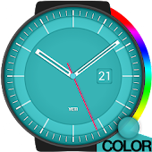 Simple Watch Face - HEX