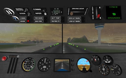 Airplane Pilot Sim screenshot 19