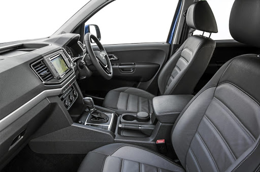 The Extreme model gets a few interior enhancements. Picture: QUICKPIC