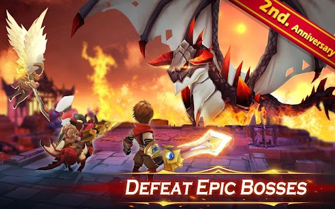 Pocket Knights 2 Mod Apk 2.8.1 (Ghost Mode + Extreme Damage + No Skill Cooldown) 1