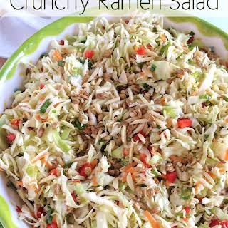 Crunchy Ramen Salad.