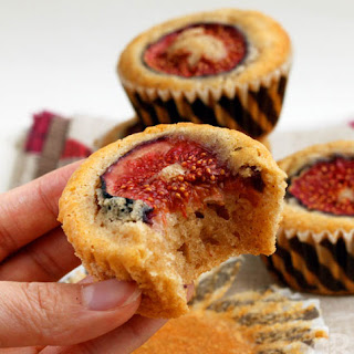 Fig Mochi Cupcakes Recipe