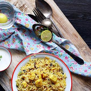 Paneer biryani recipe | Easy paneer biryani