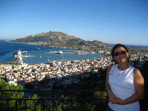 Photo: Zakynthos limanı.  Zakynthos harbor.