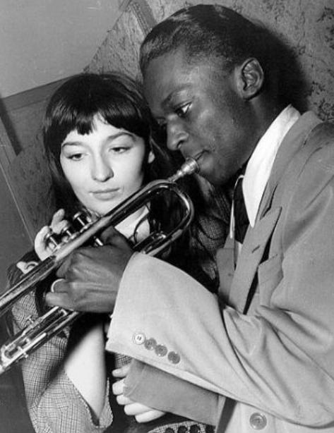 Juliette Greco Miles Davis