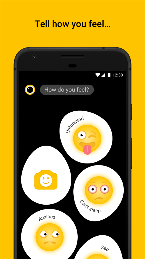 Yolk! – Food for mood- screenshot