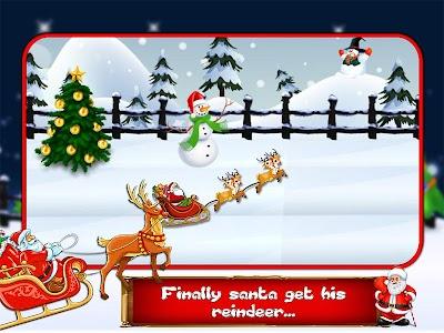 Santa's Run screenshot 4