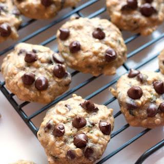 Gluten-Free Zucchini Oatmeal Cookies.