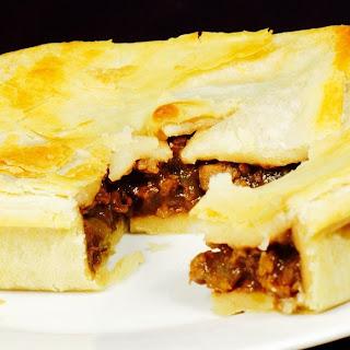 The Hirshon Australian Meat Pie