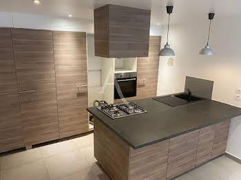 Appartement 2 pièces 50,76 m2