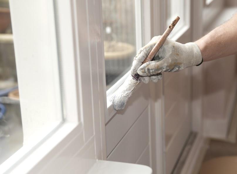 Malowanie okien drewnianych