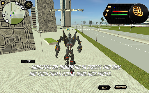 Future Robot Fighter apkdebit screenshots 7