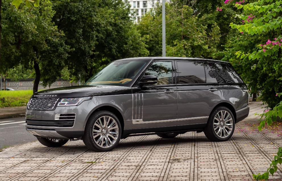 Range Rover SV Autobiography LWB 3.0 L 2021 » Land Rover Việt Nam