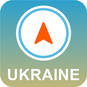 Украина Оффлайн GPS
