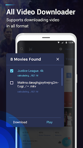 Search & Download Free Full Movie 3.5.1 screenshots 3