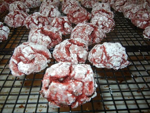 Devil Food Cookies - Connie's Recipe