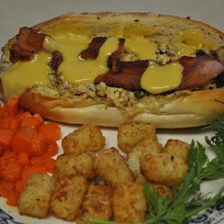 The Chicken Coop Sandwich.