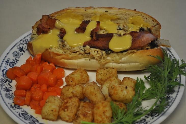 The Chicken Coop Sandwich Recipe