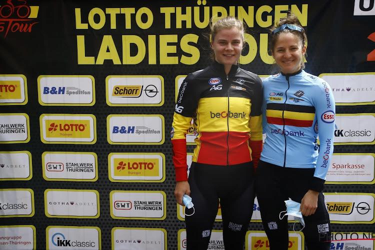 """Belgische teamgenote klaar om Lotte Kopecky bij te staan: """"Ik schat haar kansen best hoog in"""""""