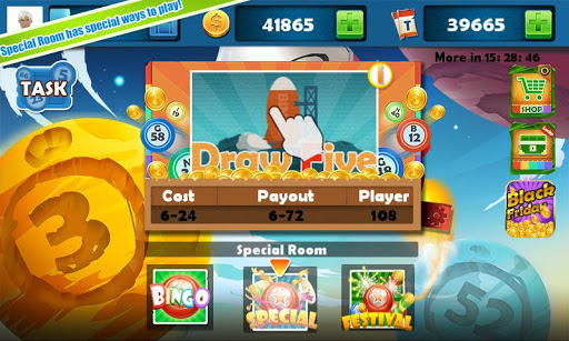 Bingo Fever - Free Bingo Game screenshot 17
