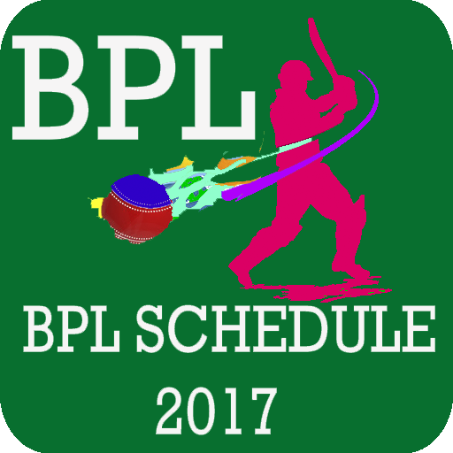 Bangladeshi Premier League Schedule