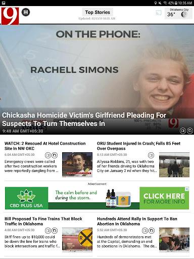 News 9 7.0.352 Screenshots 8