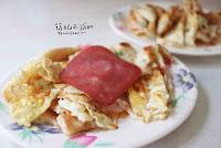 嘉義市溪興街蛋餅早餐店