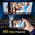 HD Video Projector Simulator